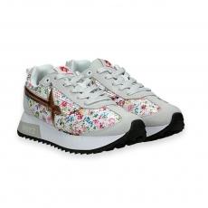 Multicolor pailletes sneaker