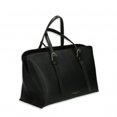 Black Lether Doctor Bag
