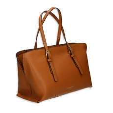 Cognac Lether Doctor Bag